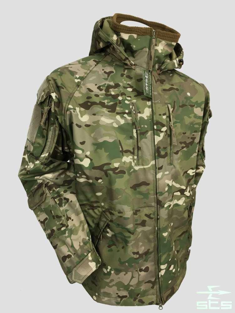 Куртка софтшелл СпН МС м