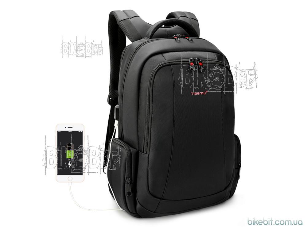 8d14d78b9ff6 Рюкзак городской Tigernu T-B3143 USB: продажа, цена в Киеве. рюкзаки  городские и спортивные ...