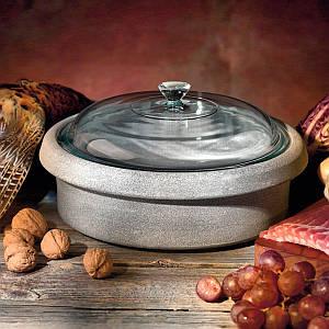 Каменный кастрюля - духовка Hukka Uunikko