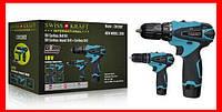 Набор шуруповертов Swiss Kraft CB1280T + (Бесплатная доставка)
