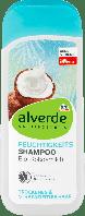 Увлажняющий шампунь alverde NATURKOSMETIK Feuchtigkeit Bio-Kokosmilch, 200 ml, фото 1