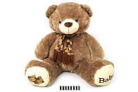 Ведмедик з шарфом 70см. коричн. 1269\70 (шт.)