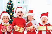 Детские новогодние подарки на 2019 год