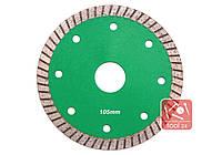 Супер тонкий алмазный диск для резки гранита, твердой керамики 105мм Palmina S
