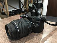 Дзеркальний фотоапарат Nikon D3200 18-55 VR Kit, фото 1