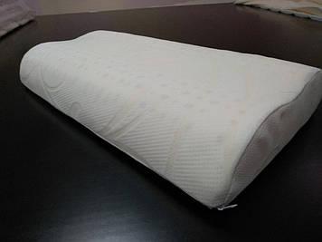 Латексная подушка SoNLaB волна 38*60*(12*10*11)