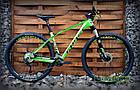 """Велосипед 29"""" Ghost Lector 2.9 LC U карбоновый салатовый (2018) M (рост 165-180 см), фото 2"""