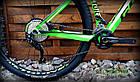 """Велосипед 29"""" Ghost Lector 2.9 LC U карбоновый салатовый (2018) M (рост 165-180 см), фото 3"""