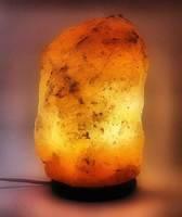 Соляная лампа (Гималайская соль)