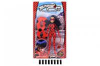 Лялька Леді Баг озвучена з світ. ефект.(коробка) 58128 (шт.)