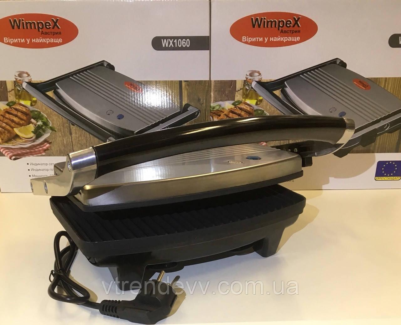 Гриль прижимной Wimpex BBQ WX1060
