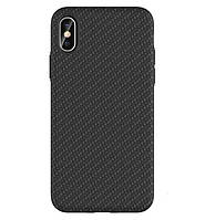 Чехол накладка Primo Case Lux для Apple iPhone X / iPhone XS - Black