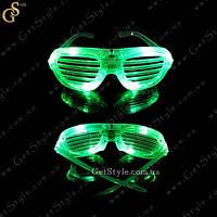 """Светящиеся очки - """"Led Glasses"""", фото 1"""