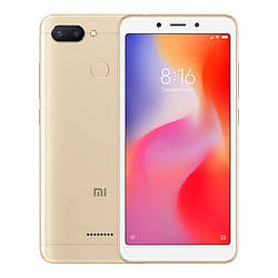 XIAOMI Redmi 6 4/64Gb Dual sim (gold) Global Version
