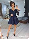 Платье из двойной пышной юбки и гипюра 66py2131, фото 4