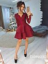 Платье из двойной пышной юбки и гипюра 66py2131, фото 5