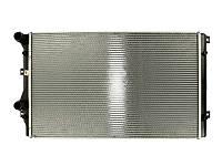 Радиатор охлаждения двигателя Шкода Октавия А5 Йети Суперб 1,8TSI NRF