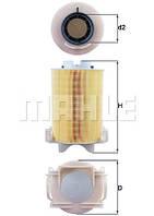 Фильтр воздушный VW Caddy III 1.2 / 1.6 / 2.0 / 2.0SDI (MAHLE) LX1566