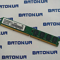Оперативная память Patriot DDR2 4Gb 800MHz PC2 6400U LP CL6 (P24G806UV-M2C), фото 1