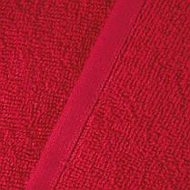 Полотенце махровое Яр-400 Ярослав  50х90 см Красный, фото 3