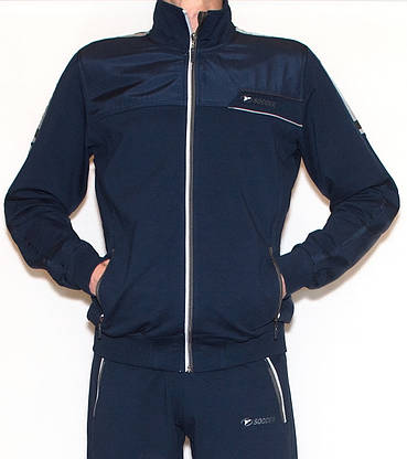 Спортивный костюм мужской soccer 11177 (M-XL), фото 2