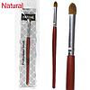 Кисть для макияжа (натуральный ворс) maXmaR MB-107