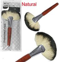 Кисть для макияжа (натуральный ворс) maXmaR MB-114N