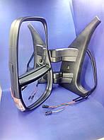Зеркало левое (электрическое) на IVECO DAILY E-4 с2006-2012г.в.