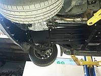 Защита под двигатель и КПП  Митсубиси Паджеро 3 (Mitsubishi Pajero III) 1999-2006 г