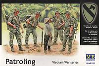1:35 Американский патруль (Вьетнамская война), Master Box 3599;[UA]:1:35 Американский патруль (Вьетнамская