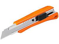 Нож с убирающимся лезвием (3 шт)  Truper 150 мм CUT-6