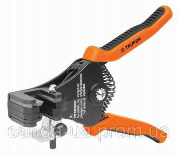 Инструмент для зачистки и обрезки проводов Профи  автомат Truper PE-CA-X
