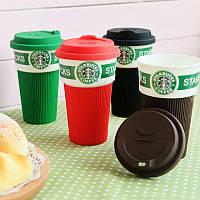 Термокружка Starbucks керамическая SM-215