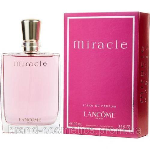 Женская парфюмированная вода Lancome Miracle L'eau de Parfum 100 мл