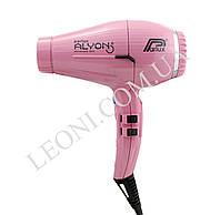 Профессиональный розовый фен для волос Parlux Alyon (2250 w)