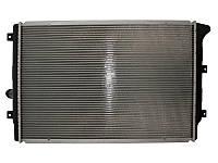 Радиатор охлаждения двигателя Шкода Октавия А5 Йети Суперб 2.0TDi  1.6TDI NRF, фото 1