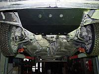 Защита под двигатель и КПП  Рено Логан (Renault Logan) 2004-2012 г
