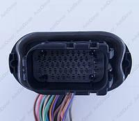 Разъем электрический 39-и контактный (49-33) б/у 1379111