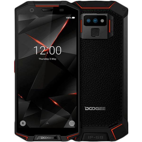 Защищенный смартфон Doogee S70 Lite 4/64gb Fire Orange Mediatek Helio P23 5500 мАч