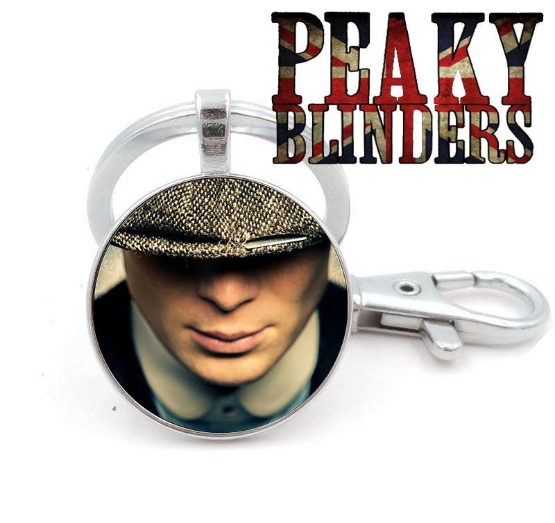 Брелок с Томасом Острые козырьки / Peaky blinders