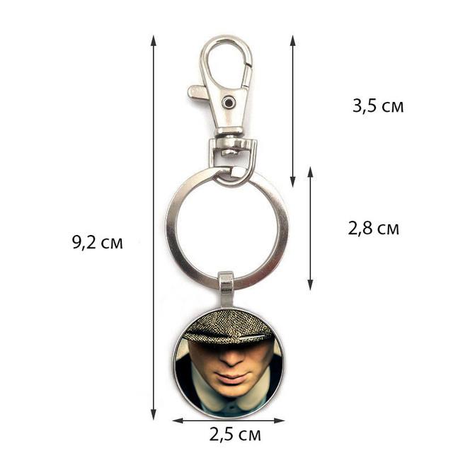 Размеры Острые козырьки Томас