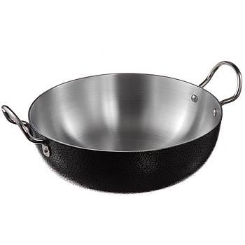 Сковорода A-PLUS WOK 2 шт 27 см и 29 см (0422/0423)