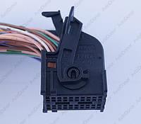 Разъем электрический 39-и контактный (28-23) б/у 953122