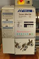 FDB Maschinen Turner 280-700 Токарный станок по металлу фдб 280 700 тюрнер машинен, фото 3