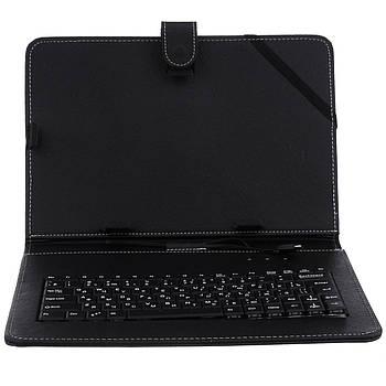 """Чехол для планшетов с клавиатурой UKC 8"""""""