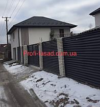 Забор жалюзи Стандарт 0,9мм, фото 3
