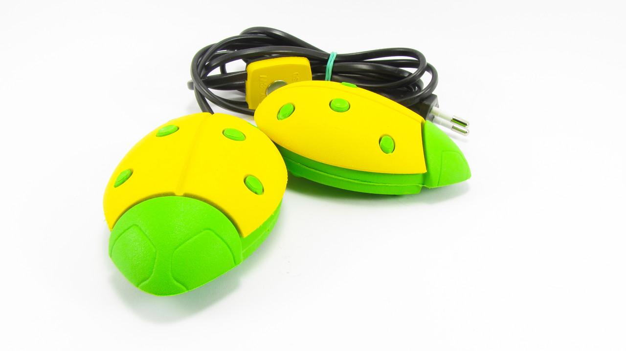 """Сушилка для обуви электрическая """"Сонечко"""""""