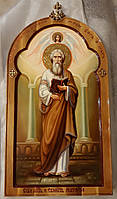Писаная икона Святого Матфея