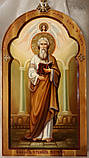 Писаная икона Святого Матфея, фото 2