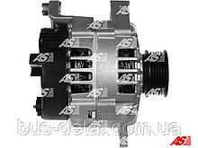 Генератор (новый) для Citroen Jumper 2.8 hdi c09.2000-. 120 Ампер. 12 V. Ситроен Джампер 2,8 хди.